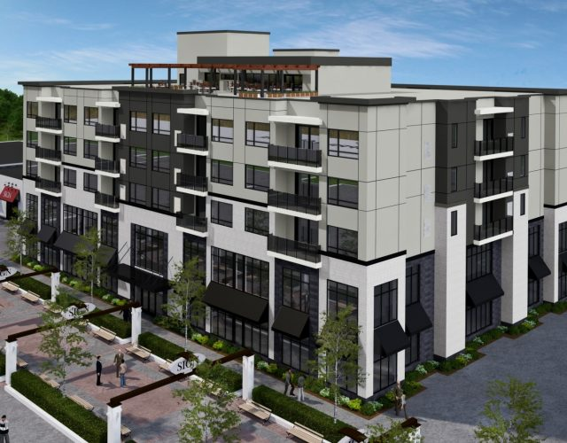 First on Fourth Executive Condos