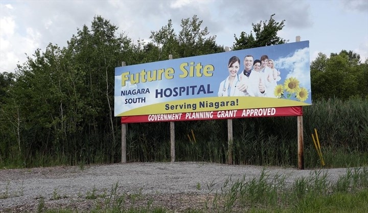 2026 OPENING AIMED FOR SOUTH NIAGARA HOSPITAL