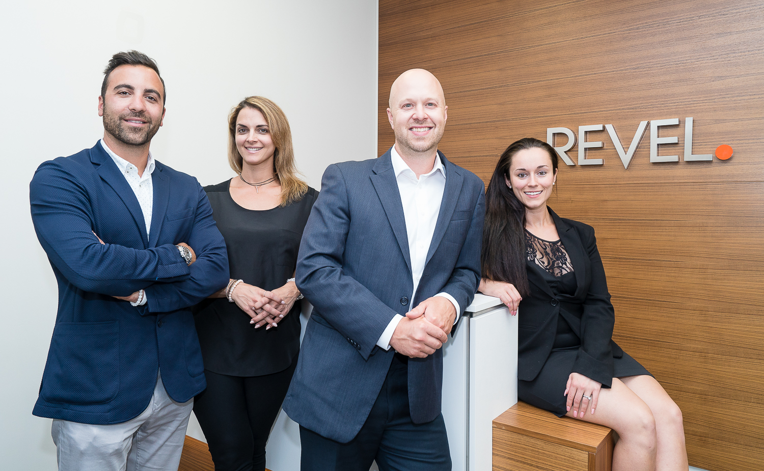 REVEL PROMOTES LEADERS