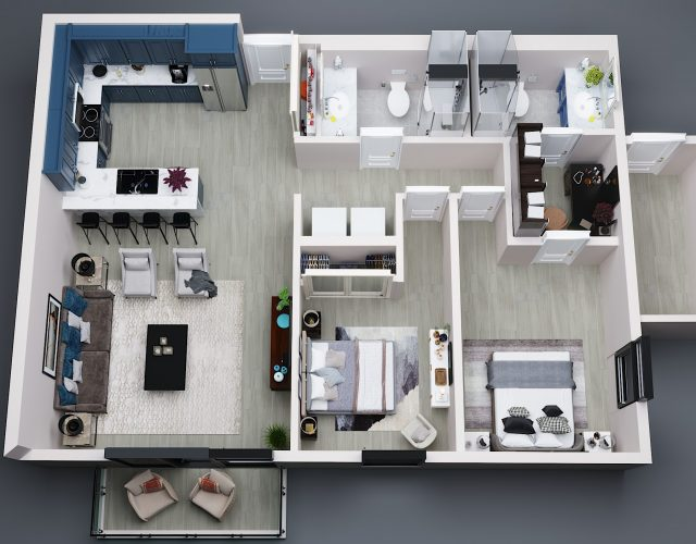 3D Suite Rendering 2