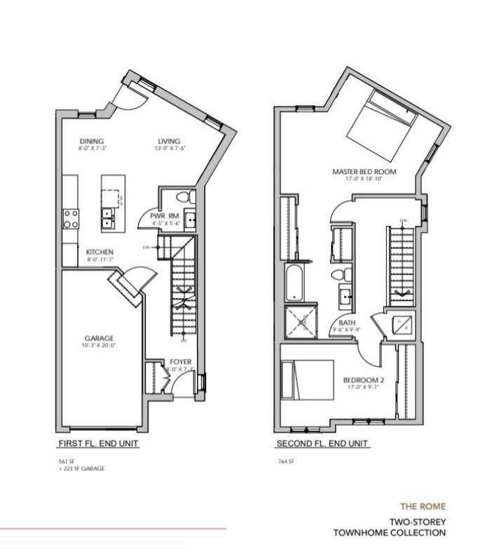 The Rome Floorplan