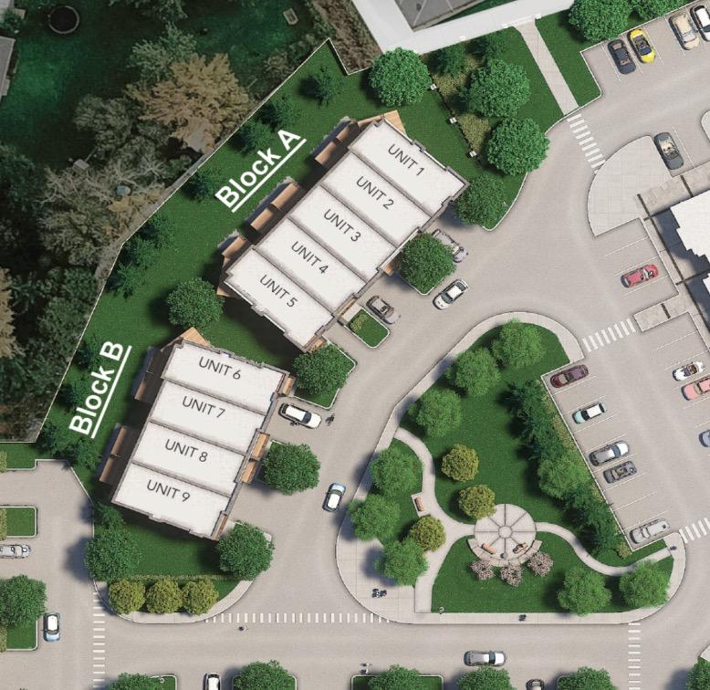 Fonthill Yards Siteplan